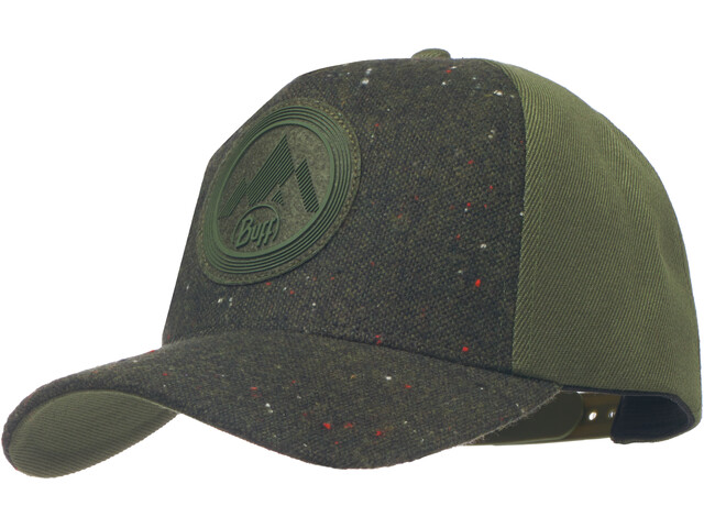Buff Snapback Cap - Couvre-chef - olive